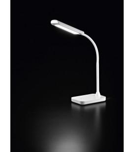 LAMPADA LED DA TAVOLO FLEX BIANCO 7W 600LM 5000°K